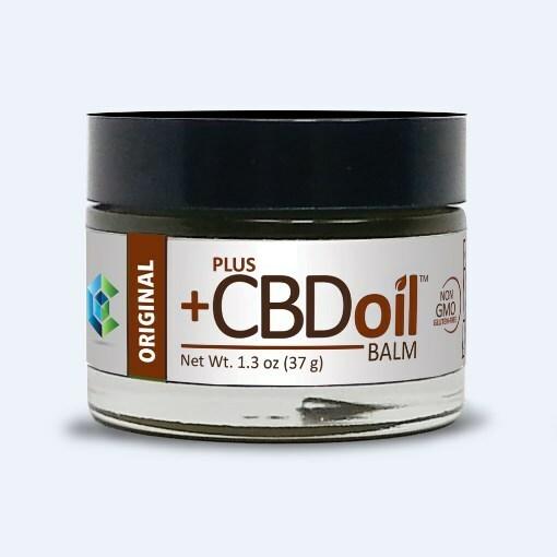 CBD Oil Balm CBD015