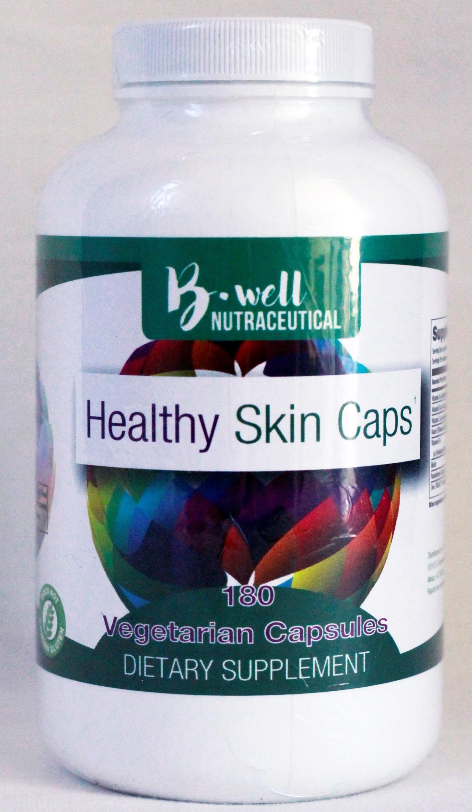 Healthy Skin Caps 00086