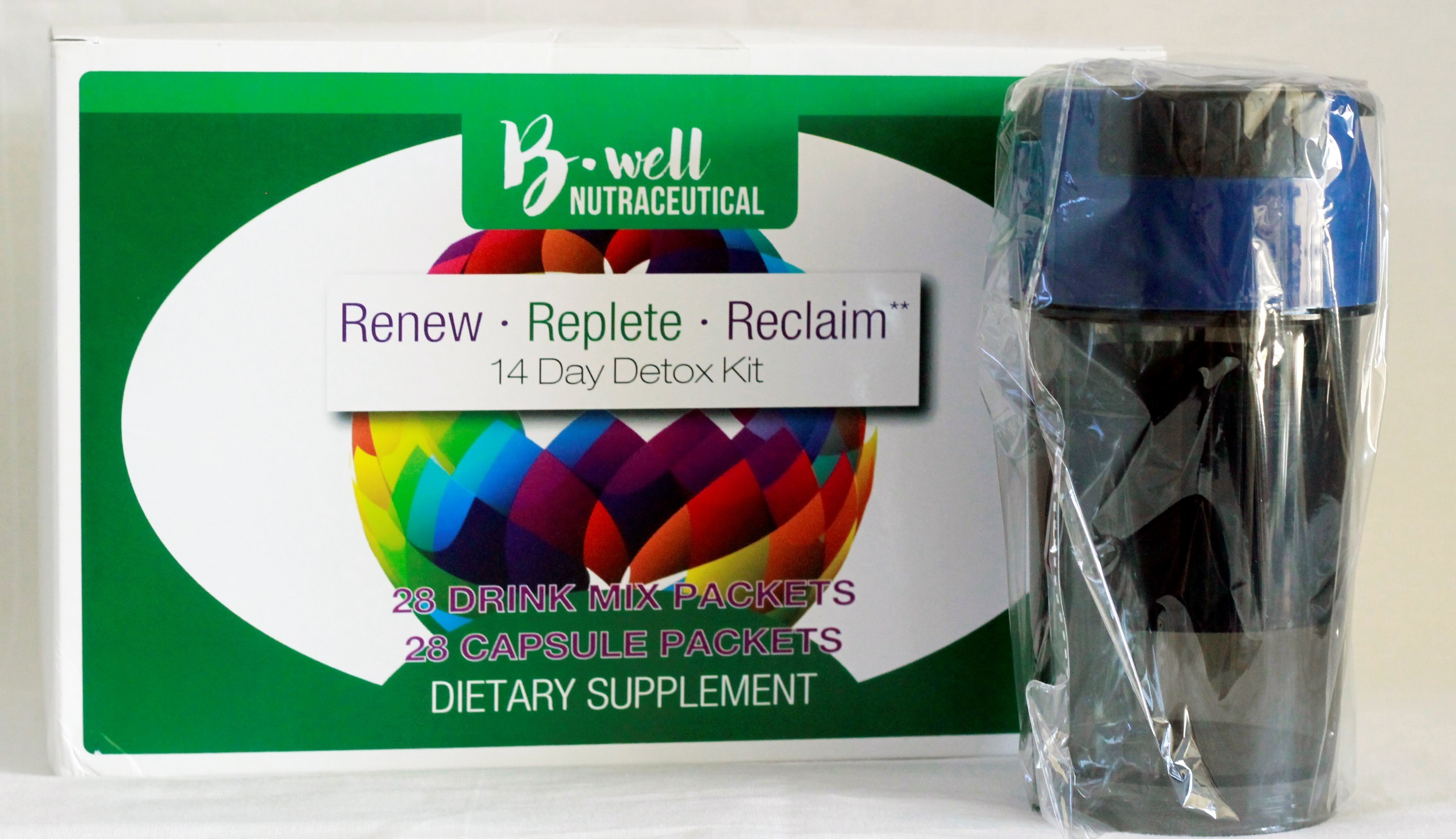 Renew 14 Day Detox Kit 00088