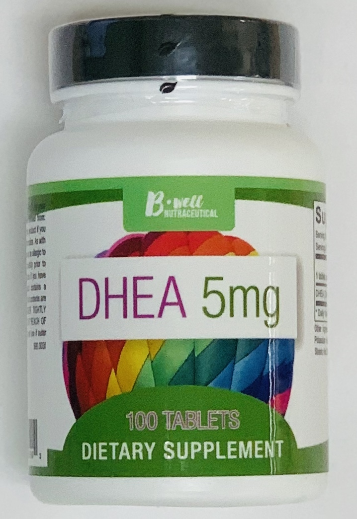 DHEA 5mg 00101