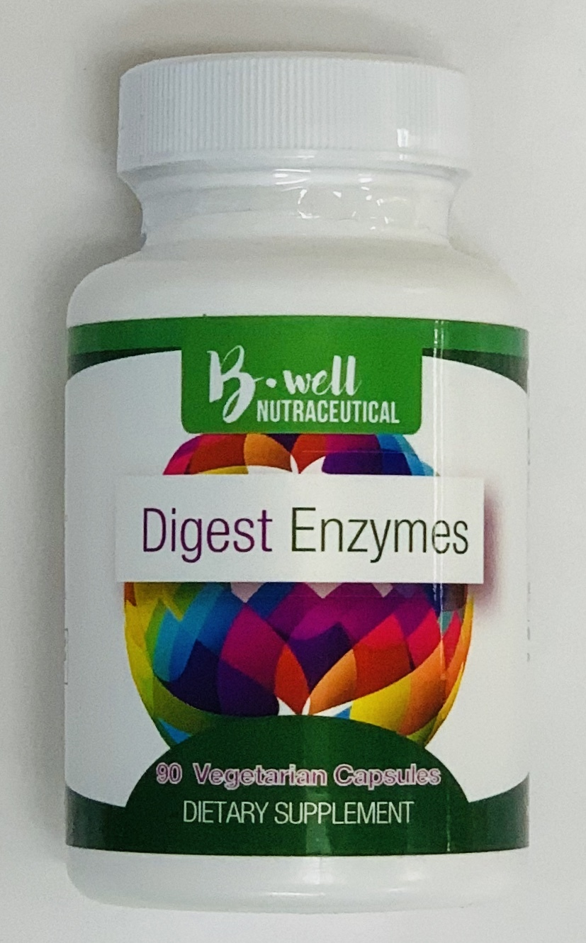 Digest Enzymes 00102