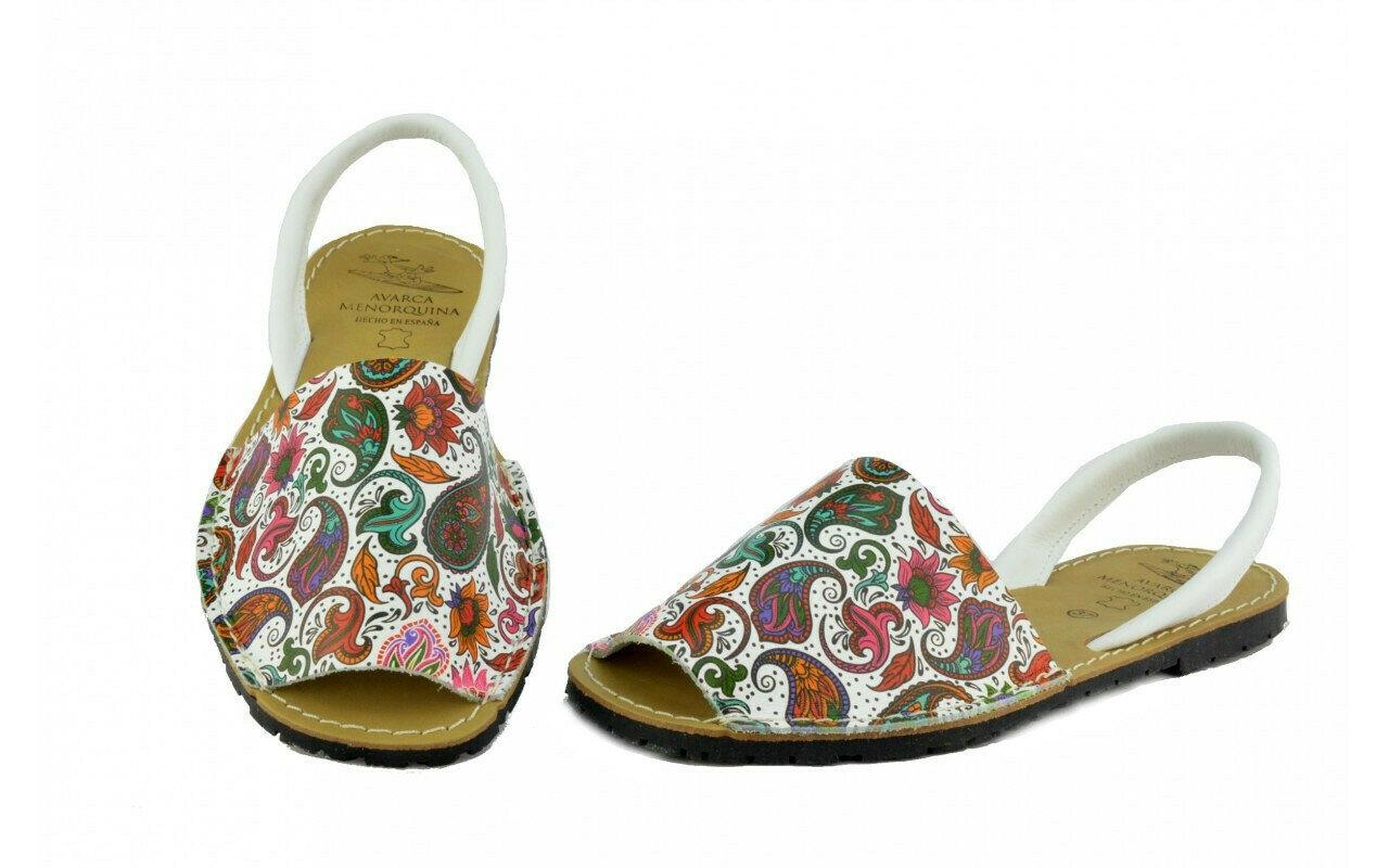 Женские сандалии (абаркасы)