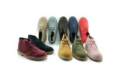 Ботинки женские дезерты