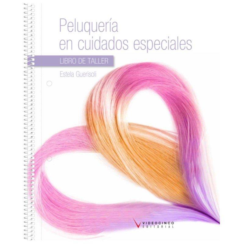 Libro de peluquería en cuidados especiales