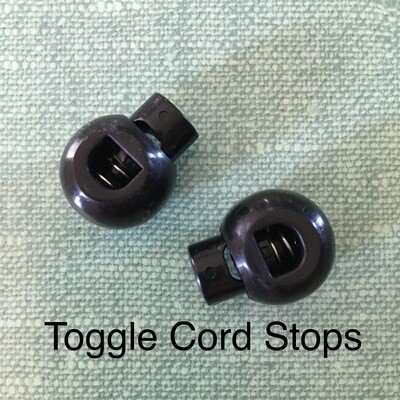 Toggle Cord Stops