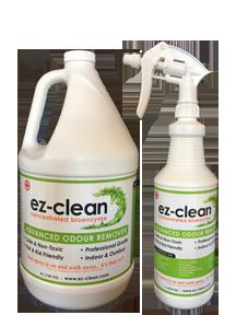 Ez-Clean RV Package