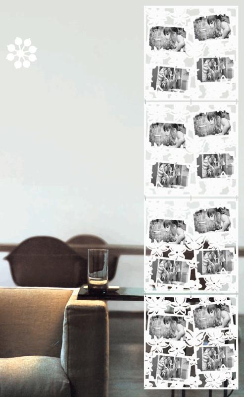 Арт. DECO 148. Декоративные панели для стен для фото.  Размеры: 40х40  см. Количество: 4 элементов. Материал: ПВХ.
