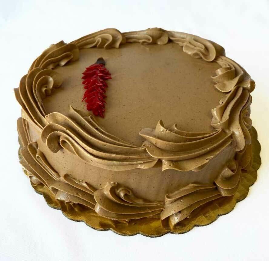 Mayan Chile Chocolate Cake