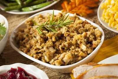 Poblano Walnut and Goat Cheese Stuffing
