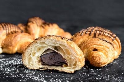 Chocolate Croissants (1/2 dozen)