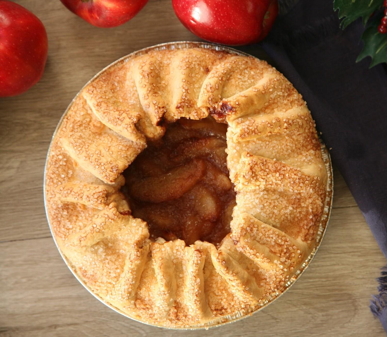 Colonial Apple Pie