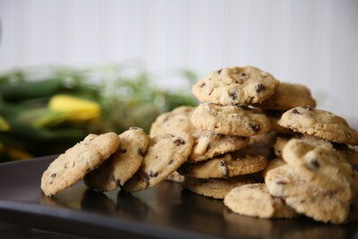 Manhattan Chocolate Chip Cookies