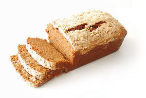 Pumpkin Tea Loaf