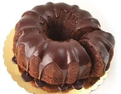 Triple Chocolate Bundt