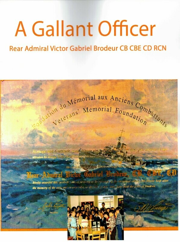 A Gallant Officer