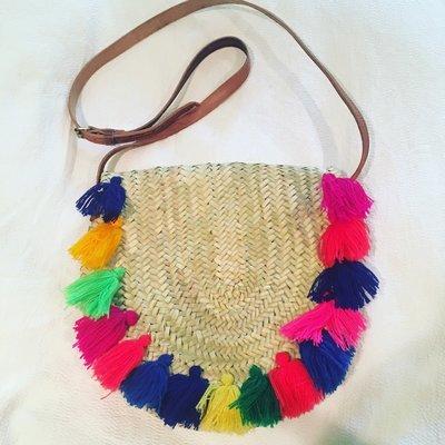 Pamela V Crossbody Bag