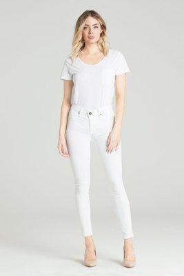 Ava Skinny - Eternal White