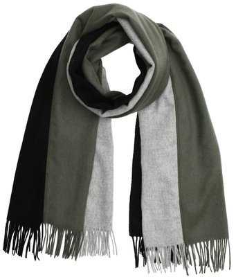 Donni Trio - Black Grey and Olive Green