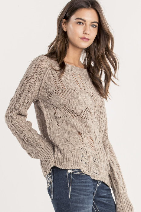 Pull Some Strings Sweater