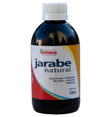 Jarabe Natural 250 mL