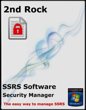 SSRS Security Manager Enterprise User