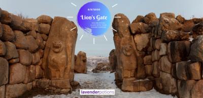 Lion's Gate Ritual 8/8/2020