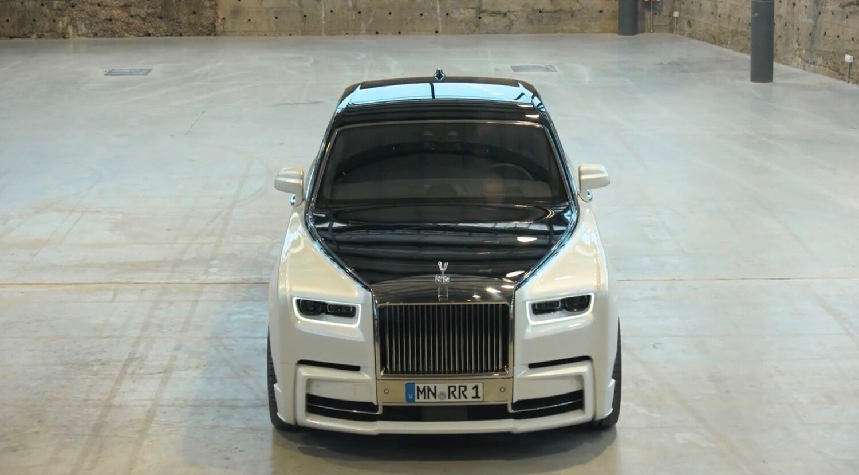Rolls Royce Phantom 2020