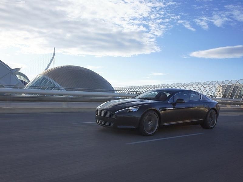 Auto Exotic Rental Houston Aston Martin Rapide