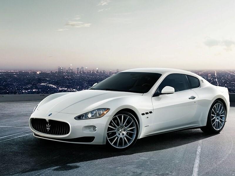 Maserati Gran Tourismo  Coupe