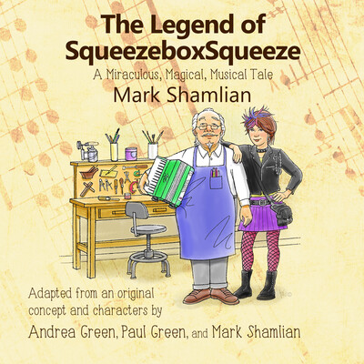 The Legend of SqueezeboxSqueeze by Mark Shamlian