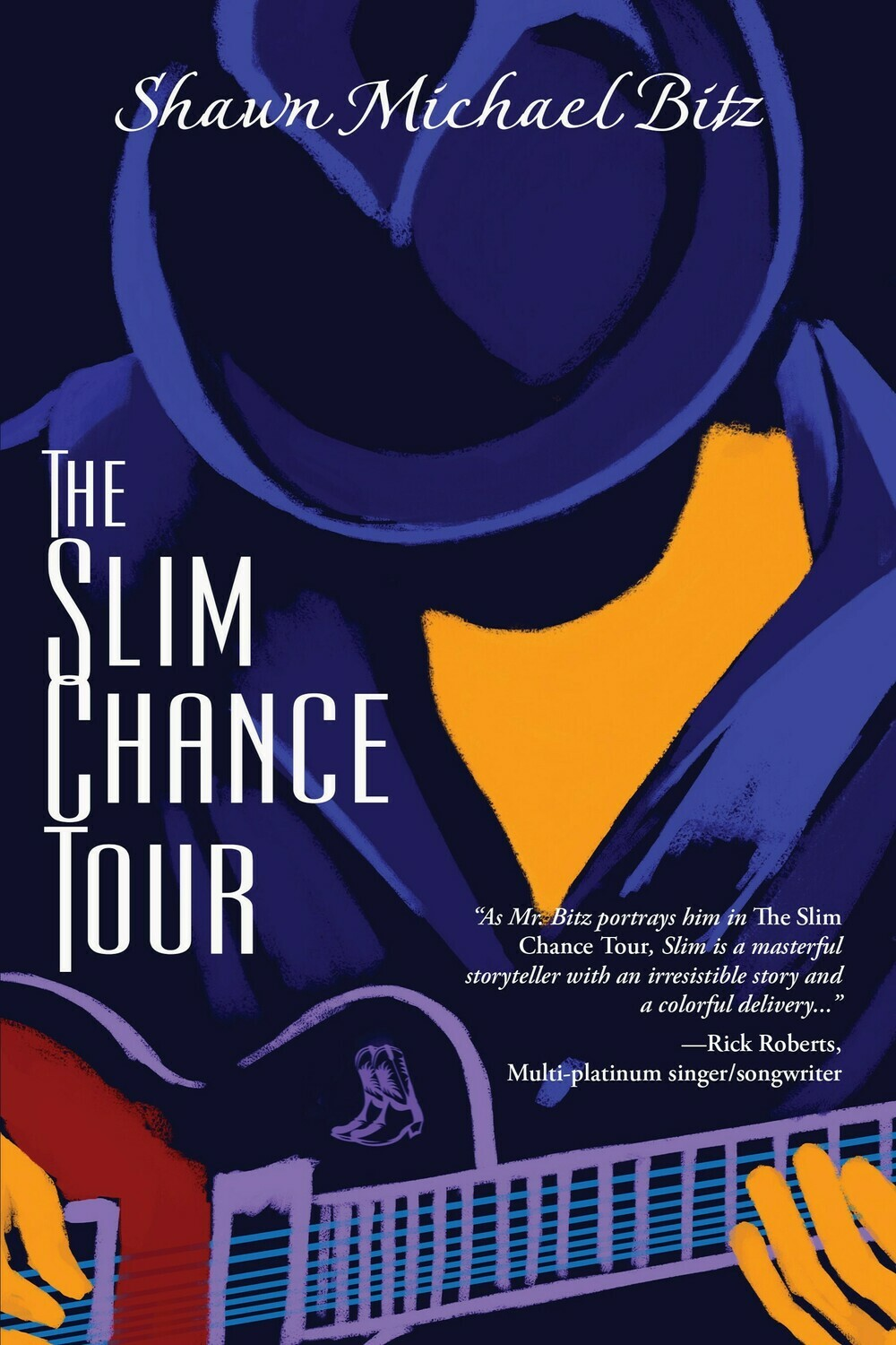 The Slim Chance Tour by Shawn Michael Bitz