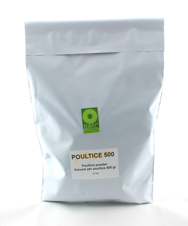 Poultice powder