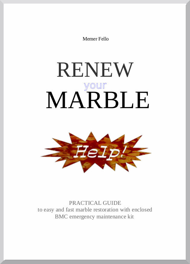 Renew your Marble - ebook