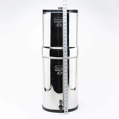 Crown Berkey®  22 Litres - with 8 filters