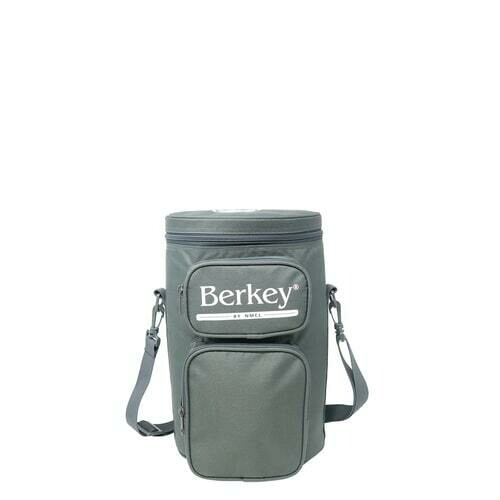 BERKEY TRAVEL TOTE GREY