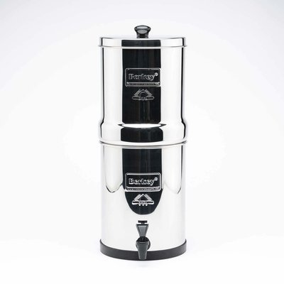 Travel Berkey® 5.6 Litre with 2 Black filters
