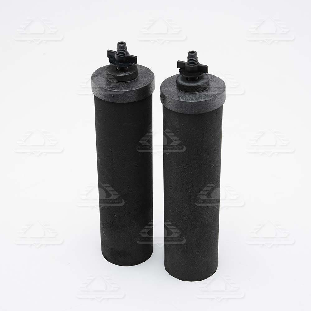 IMPORTANT: THESE ITEMS ARE ONLY FOR SALE TO RESERVED CUSTOMERS - IF YOU PURCHASE TODAY YOU WILL BE CHARGED REFUND BANK OR PAYPAL FEES AT YOUR COST  Black Berkey® Purification Water Filter Elements
