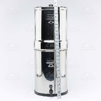 Imperial Berkey® -  17 Litres  with 4 filters