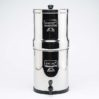 BIG BERKEY - 8.5 Ltr 2 Filter - IMPORTANT: THESE ITEMS ARE ONLY ON SALE TO RESERVED CUSTOMERS - IF YOU PURCHASE TODAY YOU WILL BE CHARGED REFUND BANKING FEES  - E M A I L  INFO@BERKEYWATER.IE