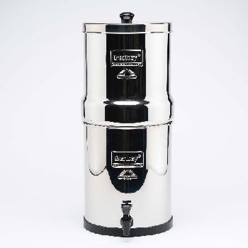 BIG BERKEY - 8.5 Ltr  with 2 Black filters