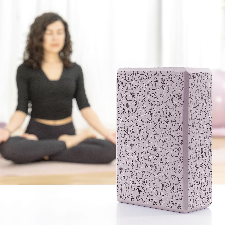Mattoncino per yoga e pilates