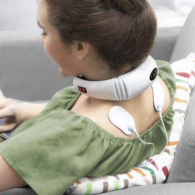 Collare terapeutico massaggiante multizona