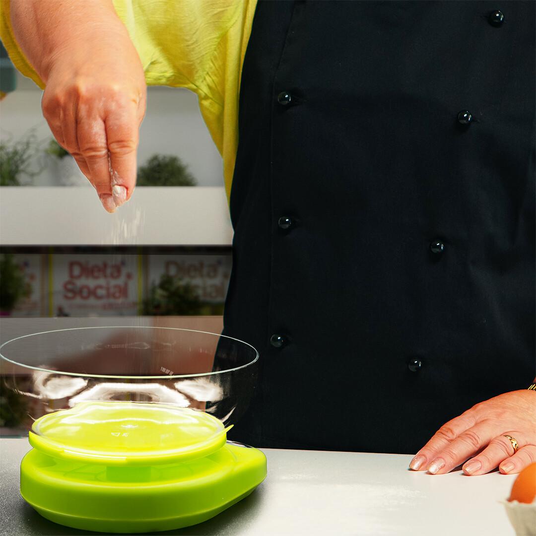 Bilancia di precisione da cucina