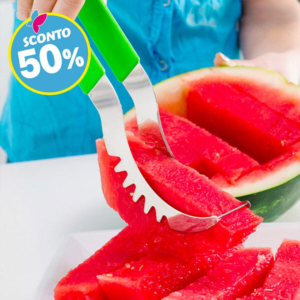 Pinza-coltello taglia anguria