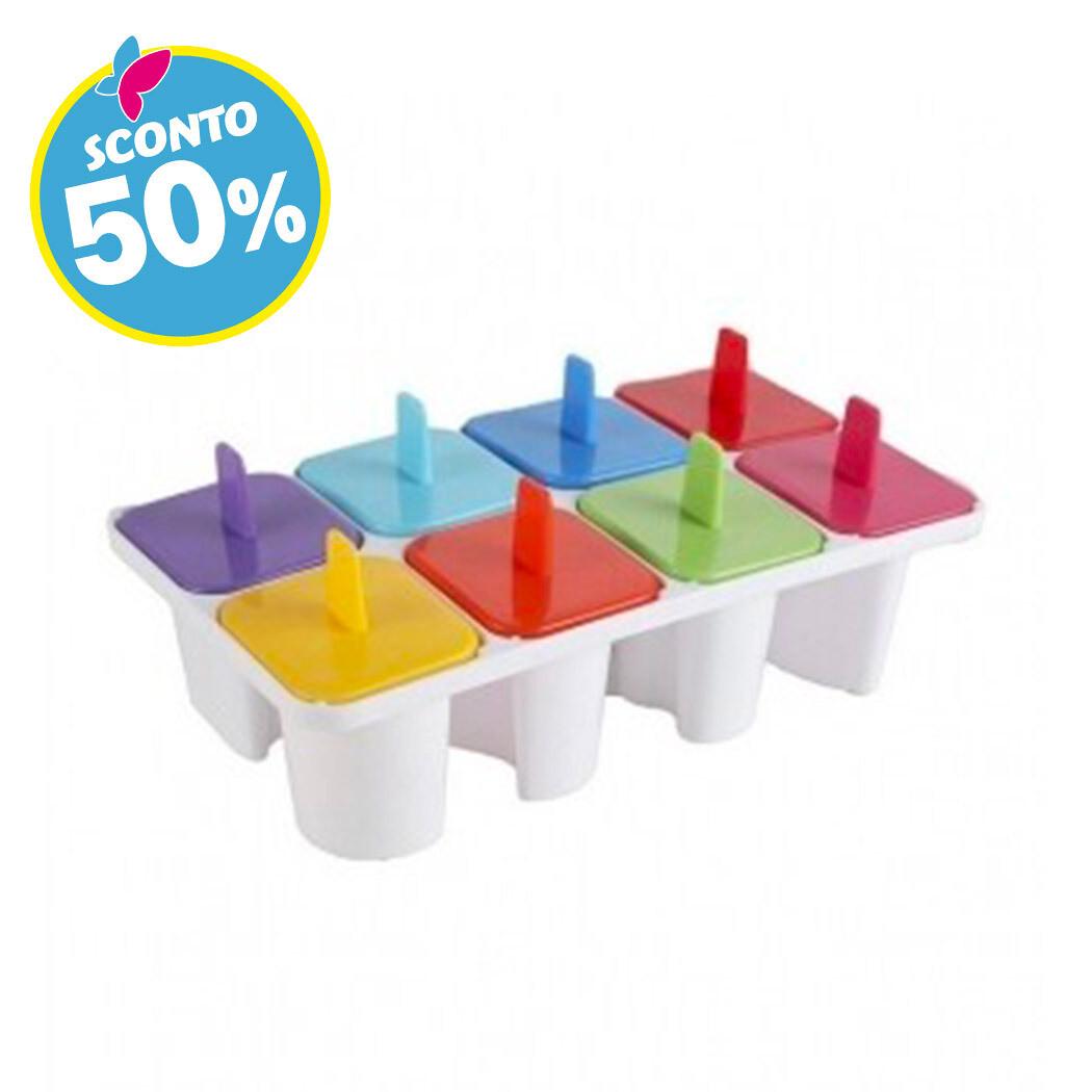 Stampo per Ghiaccioli  Multicolor