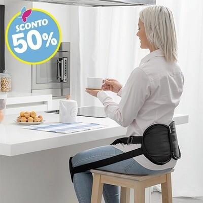 Correttore Postura seduta portatile