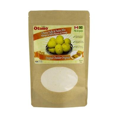Original Cheddar Brazilian Style Cheese Puffs Mix - Gluten-Free