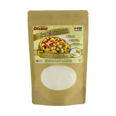 White Cheddar Brazilian Style Cheese Puffs Mix - Gluten-Free