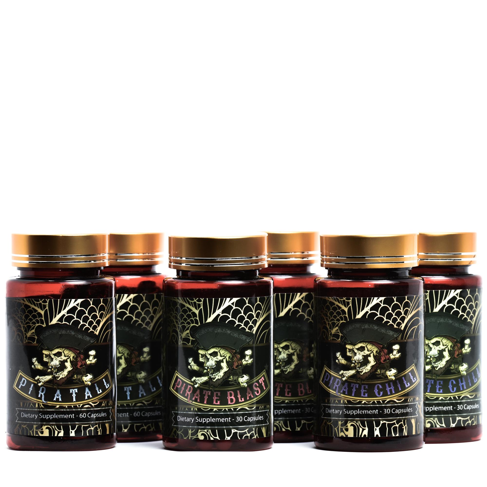 6 Bottle Variety Pack