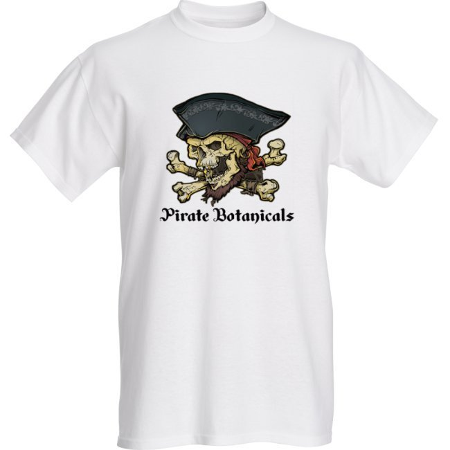 Pirate Botanicals T-Shirt 0420